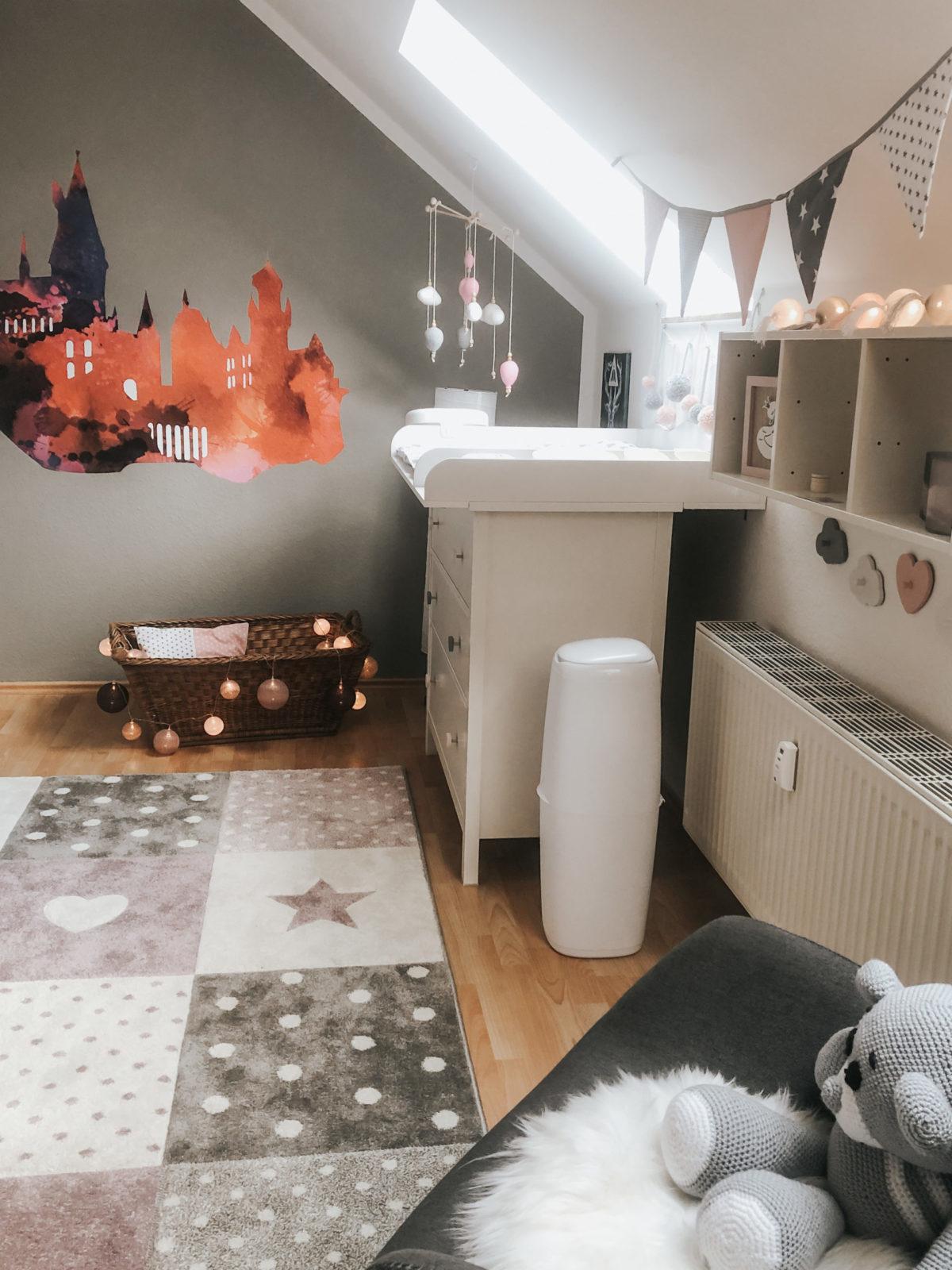 Unser Babyzimmer Im Harry Potter Stil